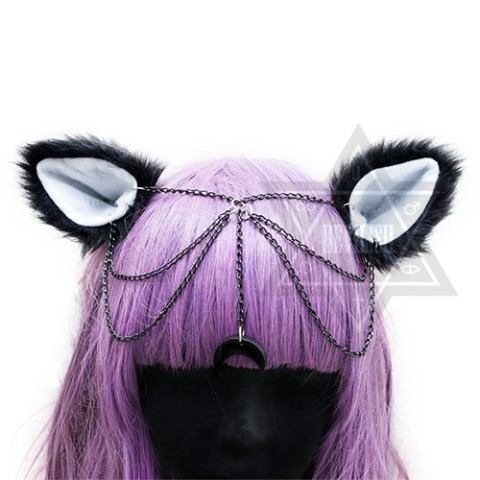 【Devilish】Luna headpiece