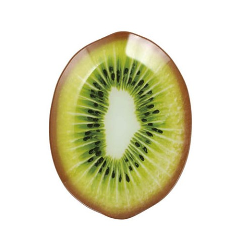 【GLASS FARMER】 PLATE KIWI