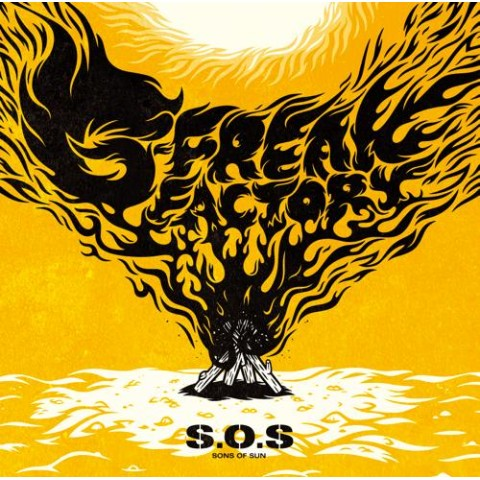 【G-FREAK FACTORY】S.O.S 通常盤