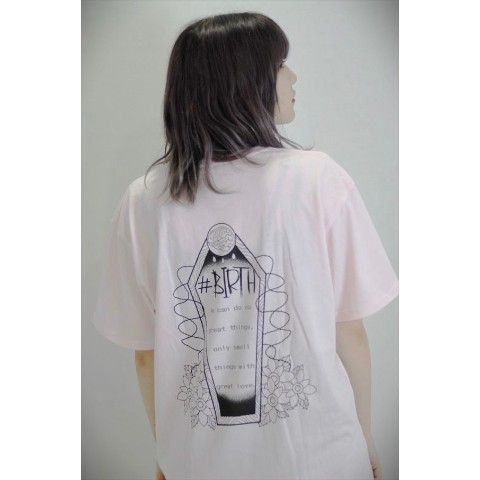 【Ache3.9】mourning Pocket T-shirt(XLサイズ)