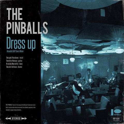 THE PINBALLS / Dress up【VV特典あり】