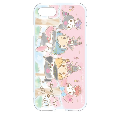 【HoneyWorks × My Melody】iPhoneケース LIP×LIP×My Melody